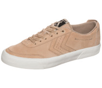 Sneaker Low 'Stockholm Suede' beige