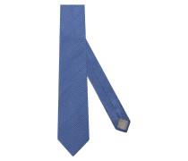 Krawatte 'Custom Fit' blau