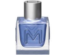 'Man' Aftershave blau / transparent