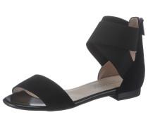 Sandale 'Olesia' schwarz