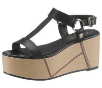 Sandalette 'Sue 4A' schwarz