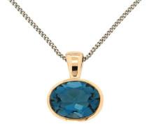 jewels Kettenanhänger blau / gold
