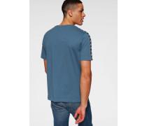 T-Shirt »T-Shirt« blau