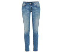 'Gracey' Skinny Jeans '084Vd' blue denim