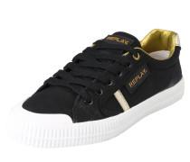 Sneaker 'dayton' gold / schwarz