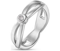 Ring '87532151' silber
