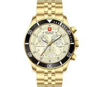 Uhr gold
