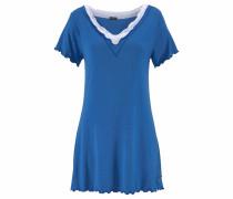 Nachthemd blau