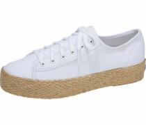 Sneaker 'Triple Kick Jute' weiß