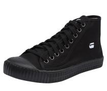 Sneaker 'rovulc' schwarz