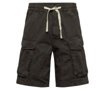 Shorts 'Rovic' schwarz