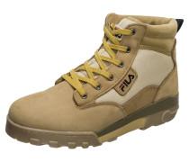 Boot 'Grunge II Mid' beige / braun