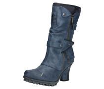 Stiefel blau