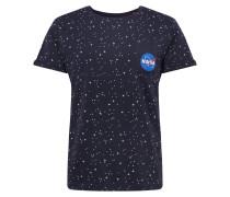 Shirt 'Starry T' dunkelblau