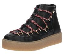 Boots 'wandolo' schwarz