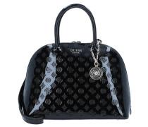 Handtasche 'Peony' schwarz