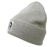 Mütze 'K-Coder' graumeliert