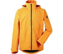 Regenjacke 'Stratus' orange