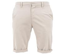 Chino Shorts perlweiß