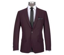 Anzug bordeaux
