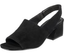 Sandaletten 'Elena' schwarz