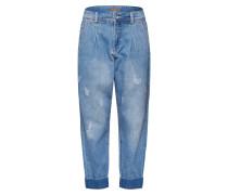 Jeans 'Samanda' blue denim / hellblau