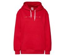 Sweatshirt 'Irieginals Girl Hoodie' rot