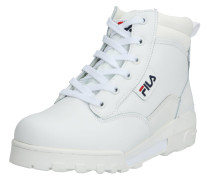 Sneaker 'Grunge II L mid wmn' weiß
