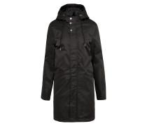 Winter-Jacke schwarz