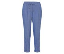Bügelfaltenhose 'Melosa' blau