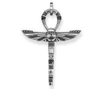 Kettenanhänger 'Lebenskreuz Ankh mit Skarabäus Pe778-643-11'