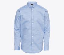 Hemd 'slhslimkris-Pan Shirt LS MIX B'