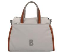 Handtasche 'Hanna' braun / hellgrau