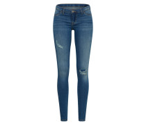 Jeggings 'Kissy' blau