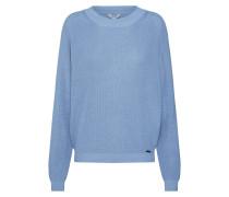 Pullover 'papillon' blau