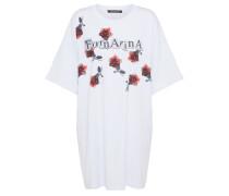 Shirtkleid weiß