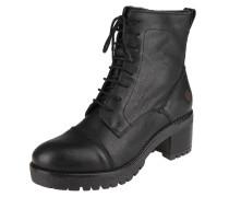 Schnür-Boots 'amy' schwarz