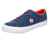 Sneaker 'Cons One Star Suede Molded Ox'