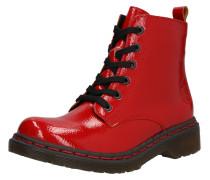 Stiefel 'y8210' rot / schwarz