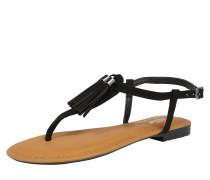 Sandale 'Jonna' schwarz