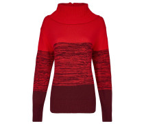 Pullover rot / weinrot