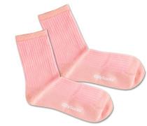 Socken 'Sweet Pink' gold / pink