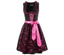Dirndl midi mit Applikation