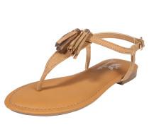 Sandale 'Jonna' karamell