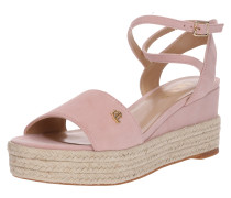 Sandale 'Delores' rosa