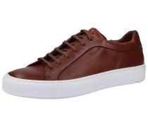 Sneaker 'Ajan' cognac / weiß