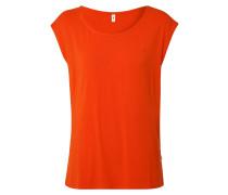 Shirt 'sailorlove' orangerot