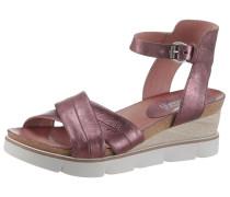 Sandalette cyclam