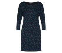 Kleid 'Vindariel' grau / schwarz