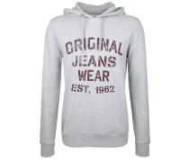 Kapuzensweatshirt 'vintageprint'